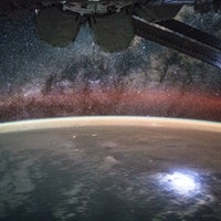 The International Space Station Just Completed Its 100,000th Orbit