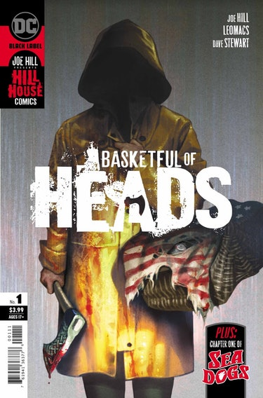 joe hill hill house comics basketful of heads