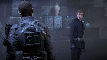 luke skywalker star wars battlefront 2