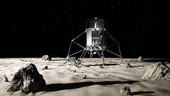 Ispace's lunar rovers.