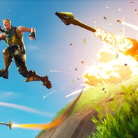 'Fortnite' Leaks Reveal Quad Launcher, Suppressed SCAR, and Flamethrower