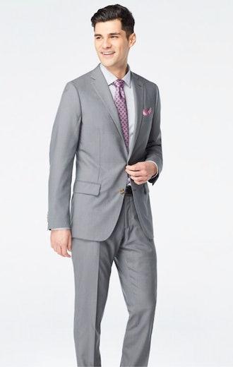 Carlisle Gray Suit