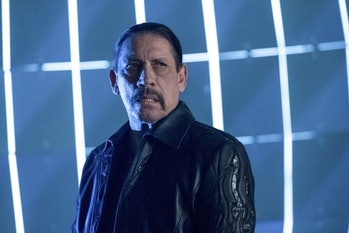 """Danny Trejo's Breacher returns to 'The Flash' in """"Null and Annoyed""""."""