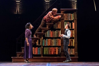 Hermione, Ron and Harry in 'Harry Potter and the Cursed Child'