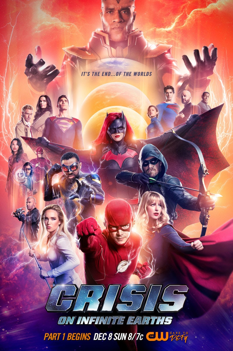 Crisis on Infinite Earths The CW DC Arrowverse