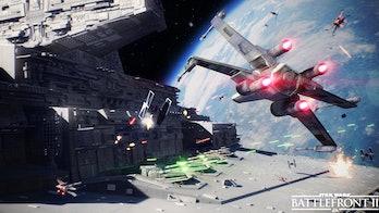 Star Wars Battlefront 2 EA Play E3 2017 Electronic Arts