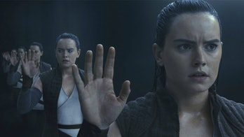 The Last Jedi Rey Cave