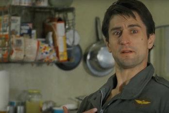 Robert de Niro in 'Taxi Driver'.