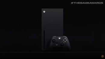the game awards xbox series x next-gen console