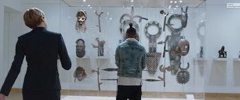 'Black Panther' Killmonger