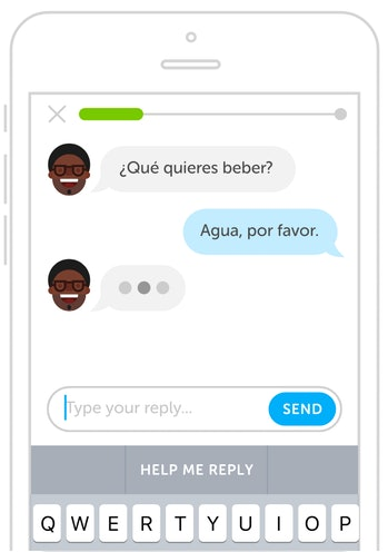 Duolingo Bot Chatbot Language Teaching