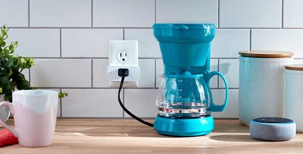 amazon smart plug outlet