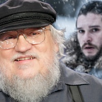 George R. R. Martin Isn't Even Watching 'Game of Thrones' Anymore