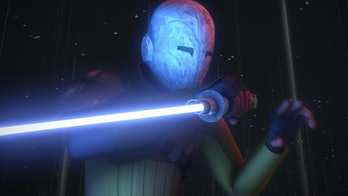 After being blinded in a fight, Kanan Jarrus consistently wore different blast shields and still proved capable in a fight.
