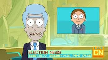 The good-natured Morty candidate is not what he seems.