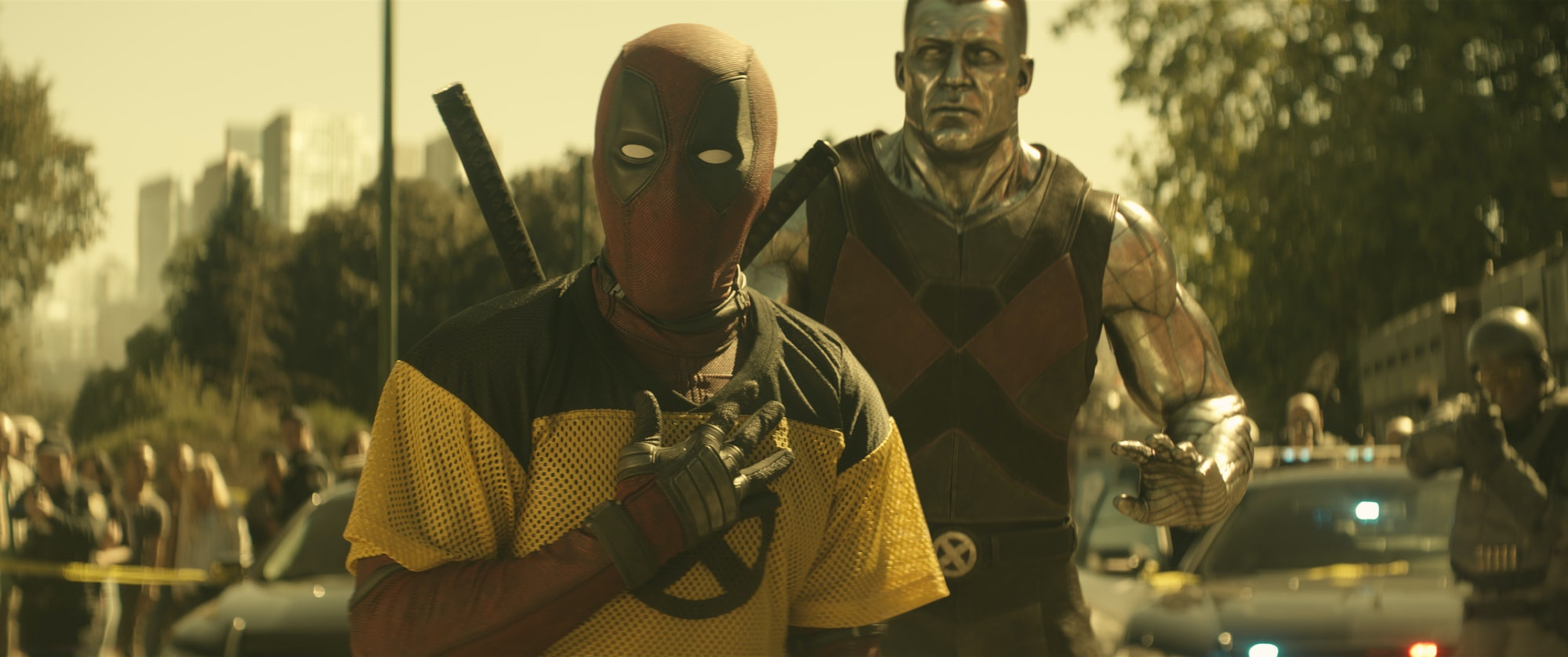 Deadpool 2 X-Men Cameo