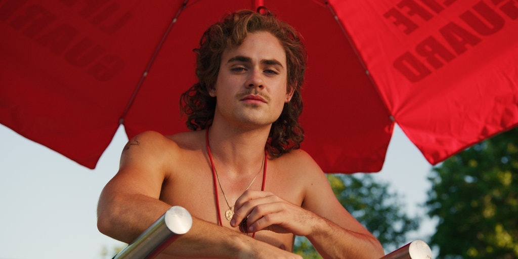 Billy Hargrove (Dacre Montgomery) in 'Stranger Things' Season 3
