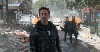 Iron Man Avengers Infinity War