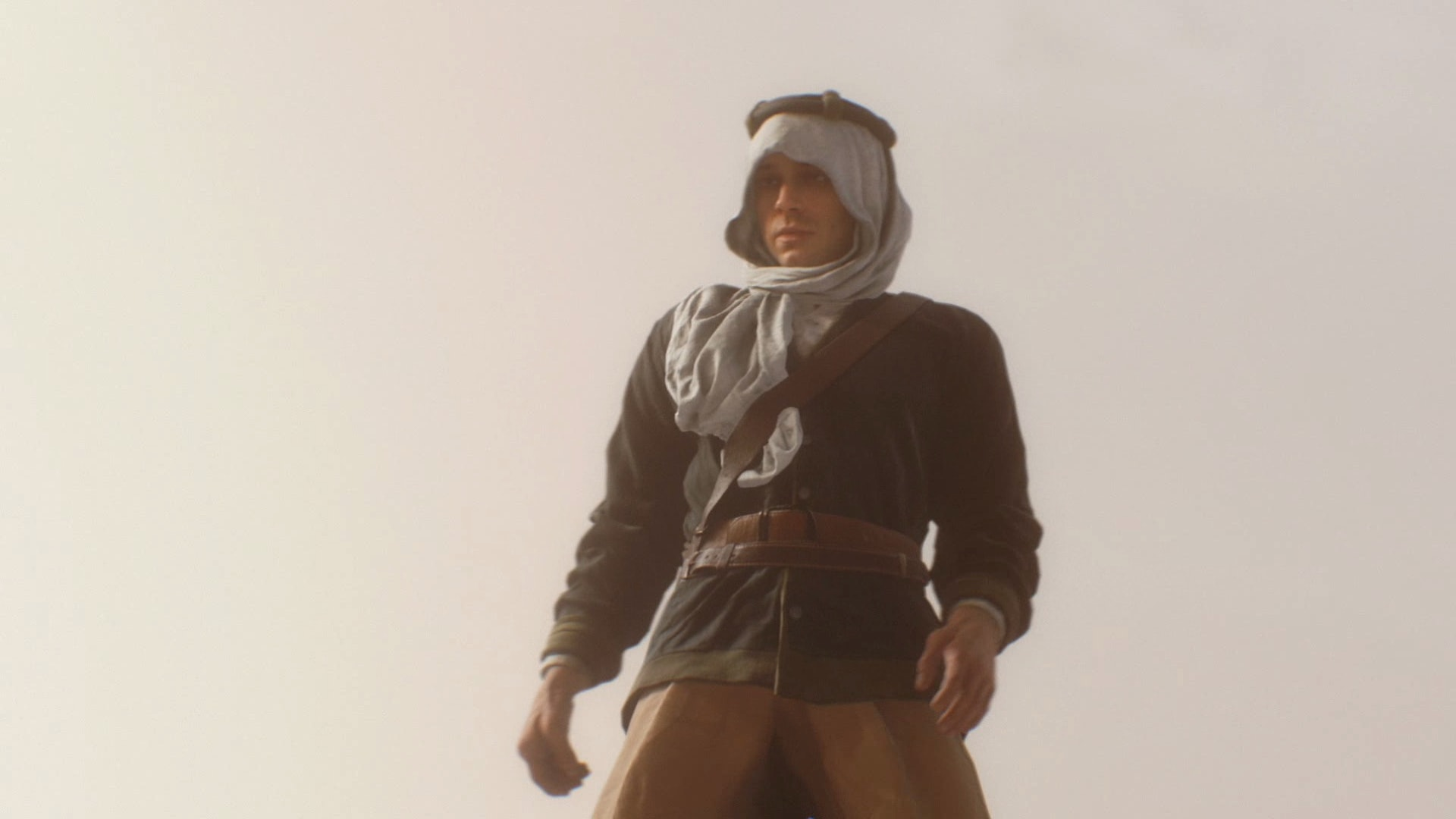 T.E. Lawrence (Lawrence of Arabia) from Battlefield 1