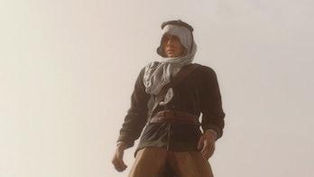 T.E. Lawrence (Lawrence of Arabia) from Battlefield 1