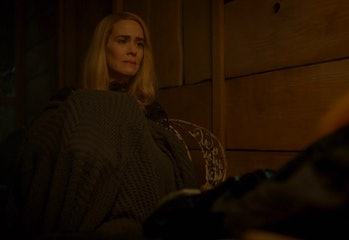 american horror story apocalypse season 8 episode 9 fire and reign coven sarah paulson cordelia goode supreme