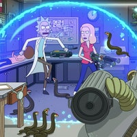 'Rick and Morty' snake episode confirms Rick's weirdest obsession