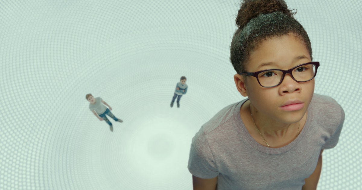 How 'A Wrinkle in Time' Might Be Explained With Superstring Theory