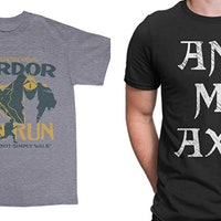 "T-Shirts Only ""Lord of the Rings"" Fans Will Understand"