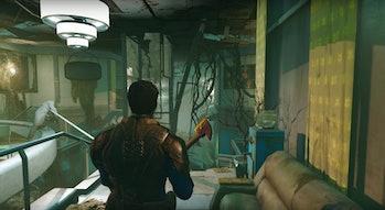 Fallout Miami vines