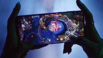 League of Legends Wild Rift mobile