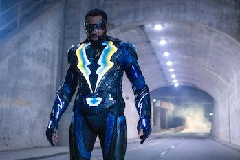 The CW Black Lightning
