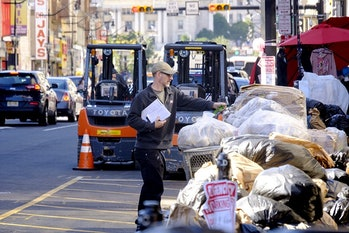 Joker Gotham City Trash