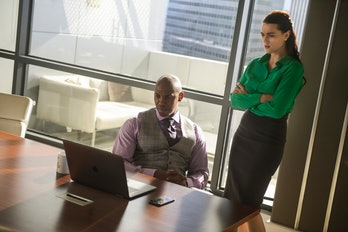 supergirl season 4 episode 5 parasite lost james olsen guardian mehcad brooks lena luthor katie mcgrath