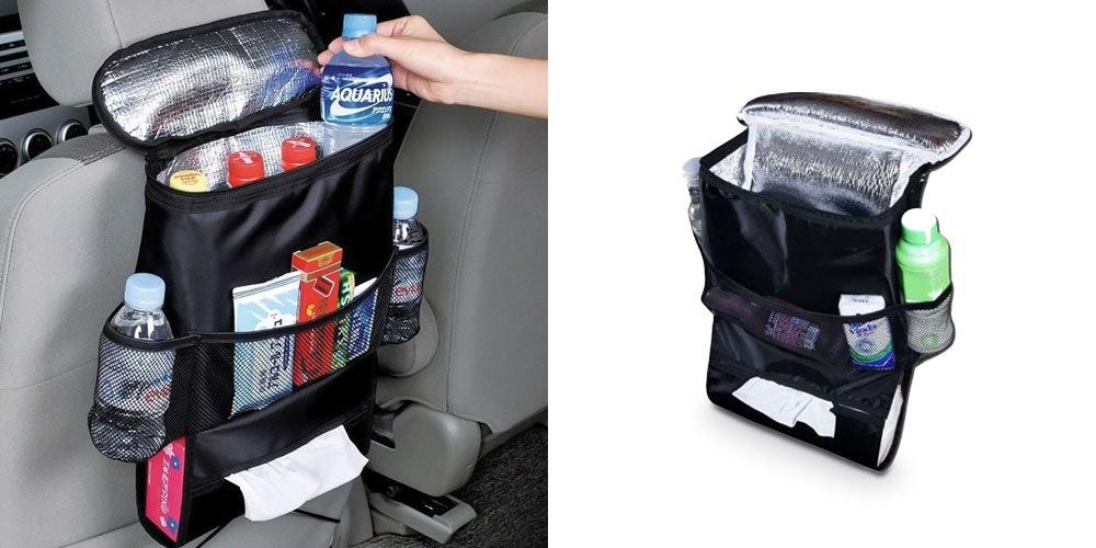Multi-Functional Car Backseat Organizer