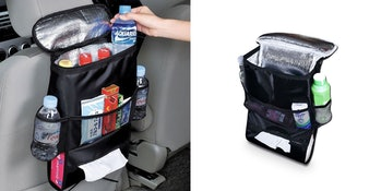 Multi-Functional Car Backseat Organizer