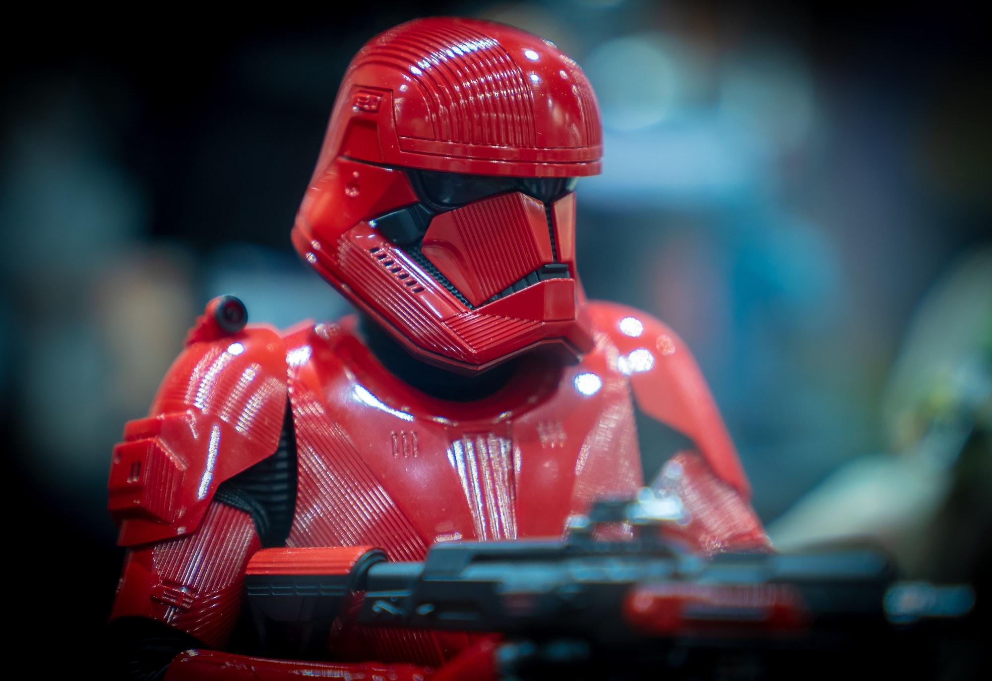 star wars rise of skywalker sith troopers