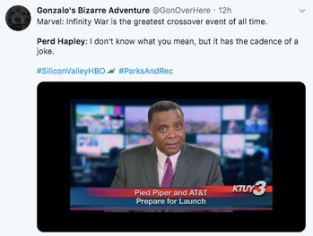 silicon valley finale perd hapley cameo actor