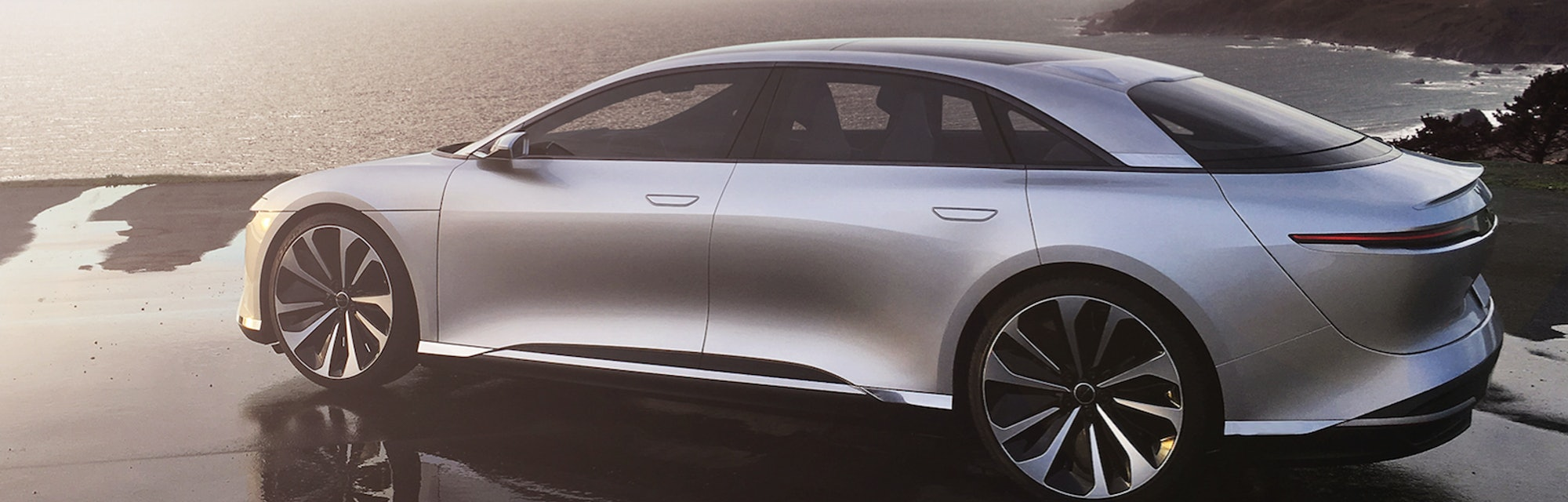 Why a Tesla Model 3 Competitor Won't Come From Lucid Motors