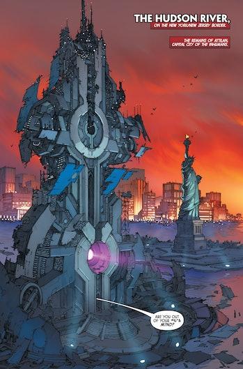 Marvel Inhumans Moon Atillan