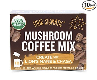 Four Sigmatic Instant Mushroom Coffee