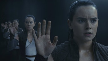 Rey's vision in 'The Last Jedi'. Is she a clone?