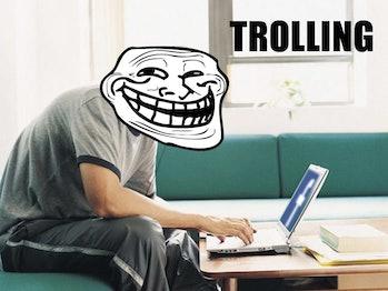 Internet trolling