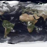 Video Shows a Year of the World's Weather
