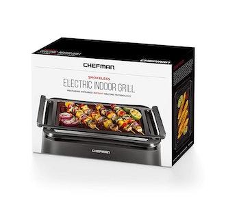 Chefman Smokeless Electric Indoor Grill