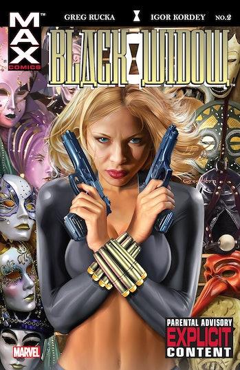 Marvel Black Widow Yelena