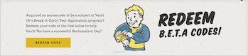 fallout 76 beta vault boy