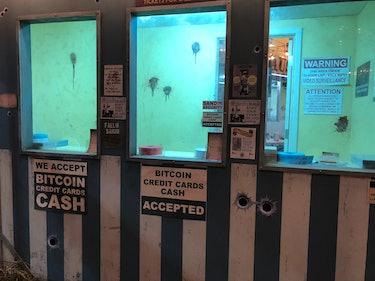 'The Purge' Bitcoin