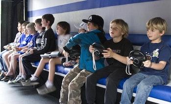 video games, children