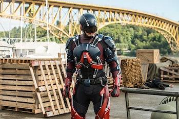The Atom DC Arrow Legends of Tomorrow