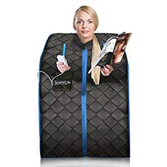 SereneLife Portable Infrared Home Spa